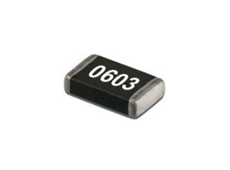 chip resistor size 0603 smd cap 0603
