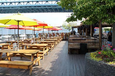 morgans pier philadelphia where to eat this weekend kicking the season at