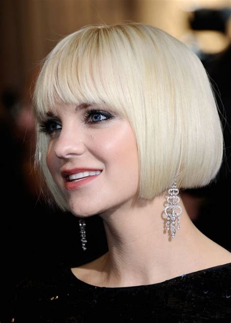 hairstyles blunt cut bob short blunt white bob hairstyle hairstyles weekly