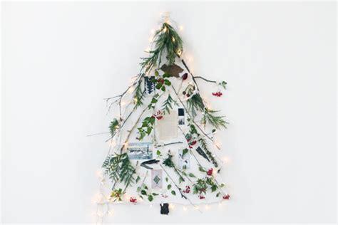 alternate christmas tree picture frame diy alternative tree