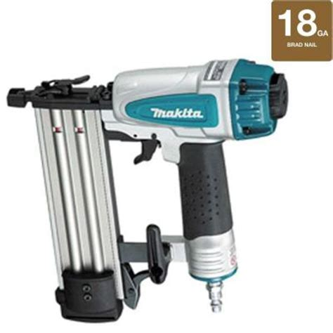 makita 2 in x 18 brad nailer af505 the home depot