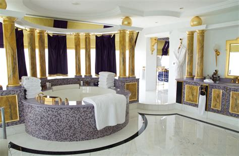 Bath Floor Plan by Visiting The Burj Al Arab The World S Most Luxurious