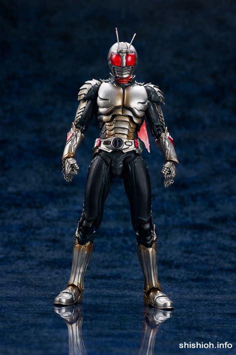 Sic Kamen Rider 1 レビュー バンダイ s i c vol 61 仮面ライダースーパー1 仮面ライダースーパー1