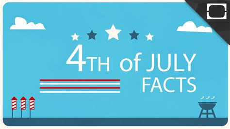 4th Of July Facts by Facts About The 4th Of July