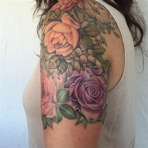 rose vein tattoo 25 best ideas about purple tattoos on