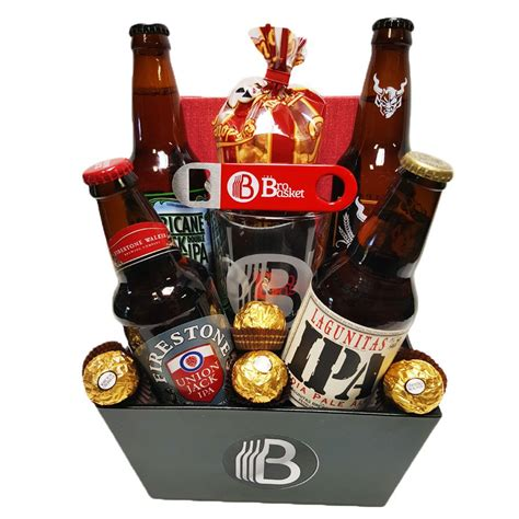 gifts design ideas flowers beer birthday gift baskets for