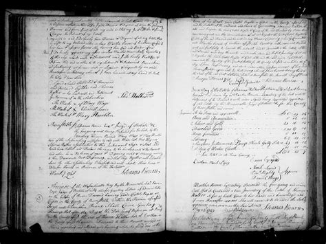 Barnstable County Court Records Genea Musings Amanuensis Monday 1748 Will And Court Records For Estate Of Samuel