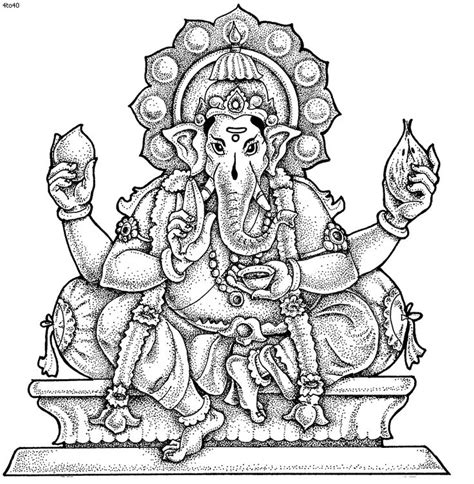 zen coloring pages elephant image result for print and coloring kapila image god