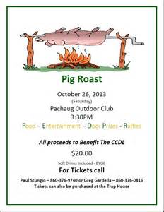 pig roast fundraiser oct 26 ccdl blog