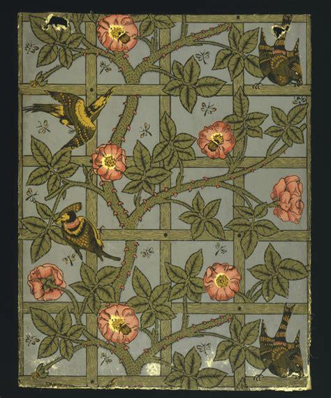 William Morris Trellis trellis morris william v a search the collections
