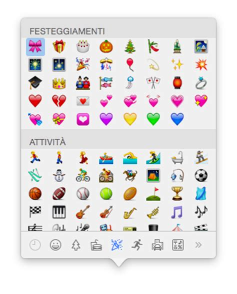 emoji di mac come abilitare la tastiera emoji su mac os x geekoo it