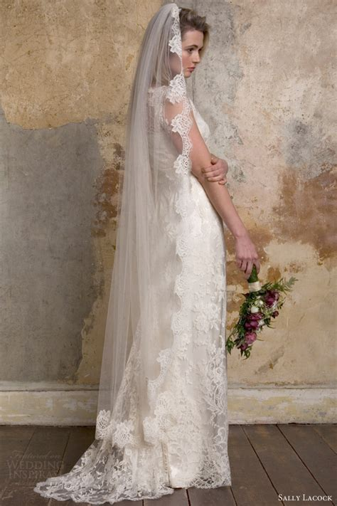 1940s Style Wedding Dresses by Sally Lacock Vintage Inspired Wedding Dress Collection