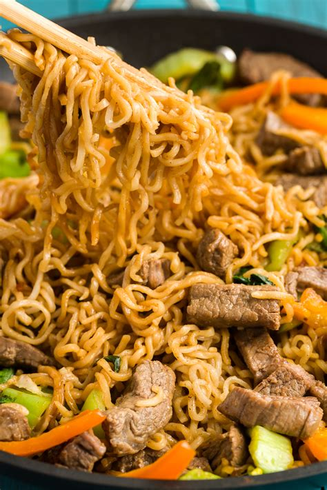 best ramen recipe easy ramen noodle stir fry