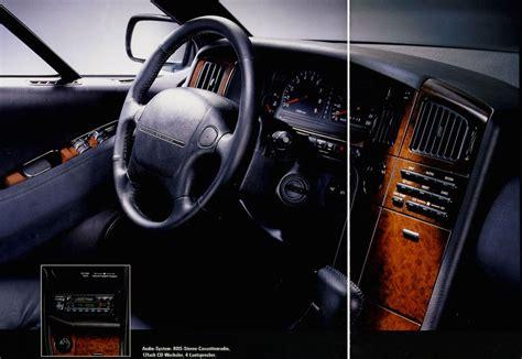 subaru svx interior curbside classic 1992 97 subaru svx a tasty surprise