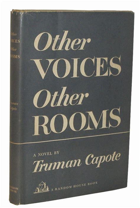 Other Voices Other Rooms by Other Voices Other Rooms Truman Capote Edition