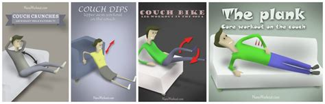 exercises to do on the couch wellness for life chiropractic 4 couch workouts while