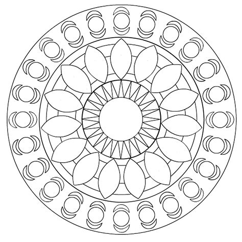 healing mandala coloring pages healing mandala coloring pages