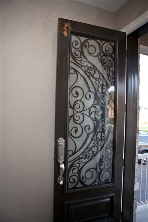 Custom Exterior Steel Doors Custom Lasercut Metal Doors Contemporary Entry Other Metro By Lusso Design Entry Doors