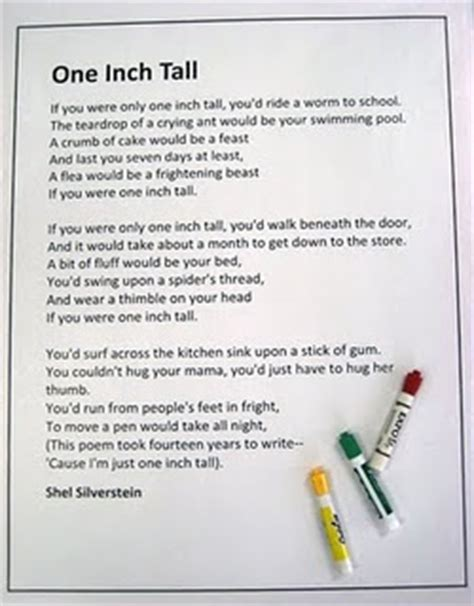 math pattern poems for kindergarten 78 images about measurement on pinterest units of