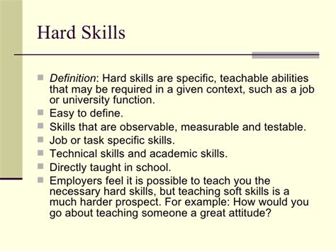 Definition Of Skills Resume by Skills Definition Pertamini Co
