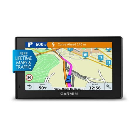 Garmin Drive 51 Gps Mobil Touchscreen Garmin Drivesmart 51 Lmt D 5 Zoll Navigationsger 228 T Mit Digitalem Verkehrsfunk Und