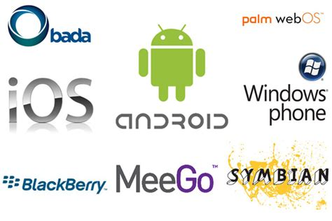 operating system mobile pics for gt mobile operating systems logo