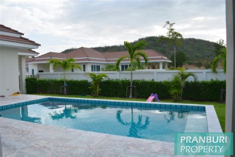 pool villa hua hin 3 bedrooms red mountain hua hin resale villa with 3 bedrooms and