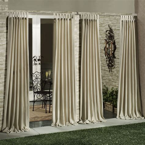 drapery fabrication outdoor fabric curtains patio findingwinter page 98