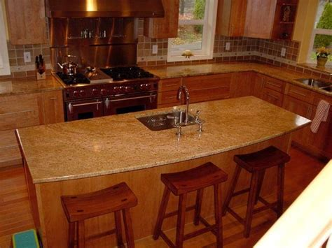 Imperial Gold Granite Countertop by Imperial Gold Granite Kitchen Www Pixshark Images