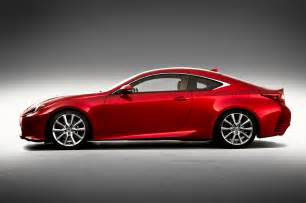 Lexus Rc 2015 Lexus Rc Review Pictures