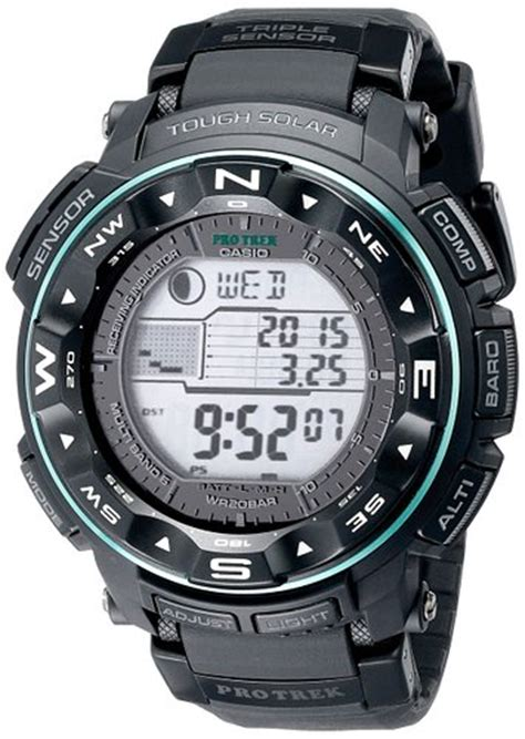 Casio E124 protrek high performance prw 2500