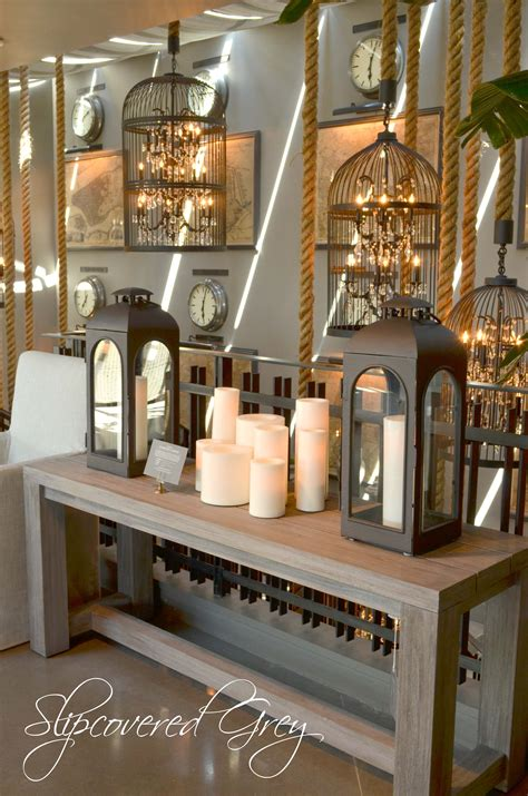 step inside restoration hardware scottsdale