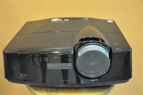 mitsubishi hc4000 mitsubishi 1080p hc4000 dlp dc3 projector with spare