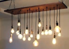 Diy Light Bulb Chandelier Chandy S Cool Recycled Chandeliers To Light Up Bklyn