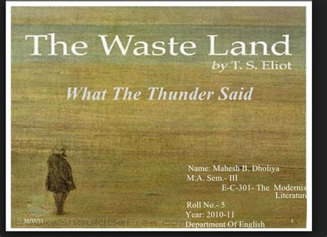 the waste land norton 0393974995 the wasteland and car photos