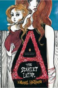 The Scarlet Letter Cover by Many Covers Of The Scarlet Letter