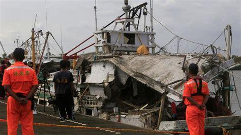 Mata Bor 19 Sus Taiwan taiw 225 n lanza un misil antibuque por error y mata al capit 225 n de un pesquero