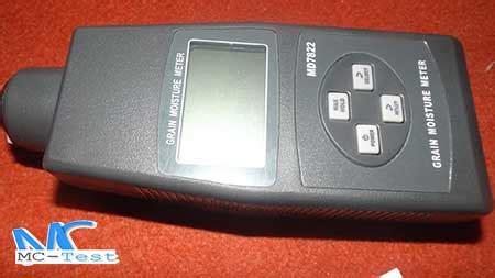 Alat Tes Jagung alat ukur kadar air dan suhu bijian md7822