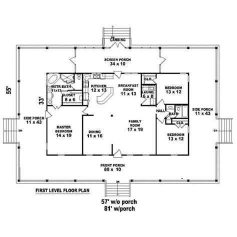 floor plans with wrap around porches elegant 5 bedroom house plans with wrap around porch new