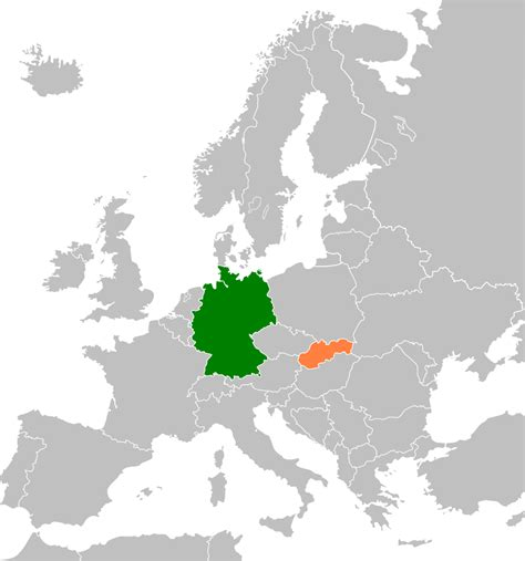 Search Slovakia Germany Slovakia Relations