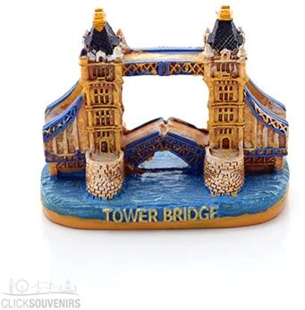 Souvenir Gift Miniatur Tower Bridge Tower Bridge Model