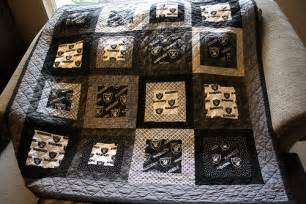 second oakland raiders nation quilt flickr photo