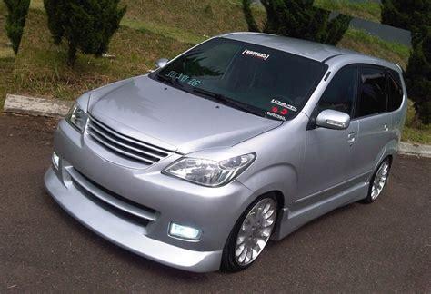 Mobil Avanza Xenia Indonesia Kumpulan Gambar Modifikasi Mobil Xenia Ceper Terbaru