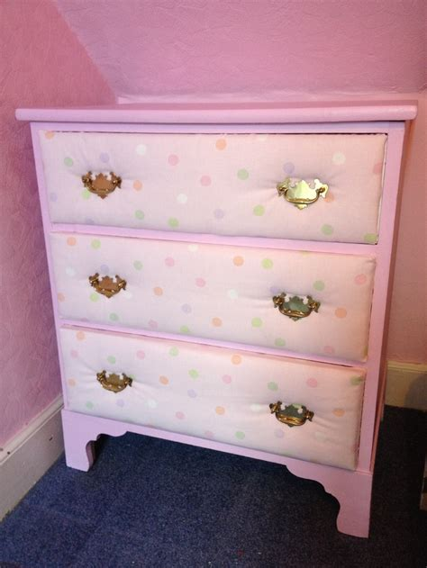 Fabric Dresser Drawers by Finally Finished Baby S Dresser Padded Drawers With
