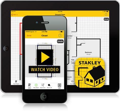 stanley floor plan apps 148apps the stanley floor plan app on a smartphone and tablet