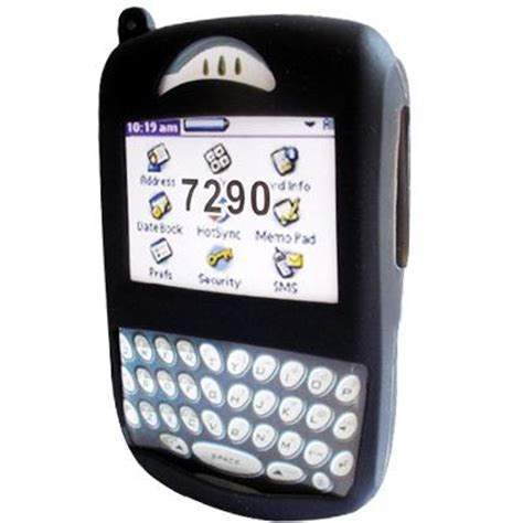 Casing Blackberry 7290 New Original silicon for blackberry 7250 7270 7290 black