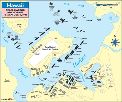pearl harbor thinglink