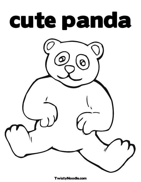 panda coloring page pdf giant pandas colouring pages page 3 coloring home