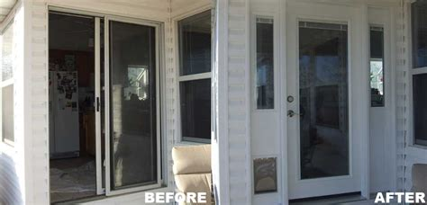 Replacing Glass In Door Wilke Window Door Replacement Projects Gallery