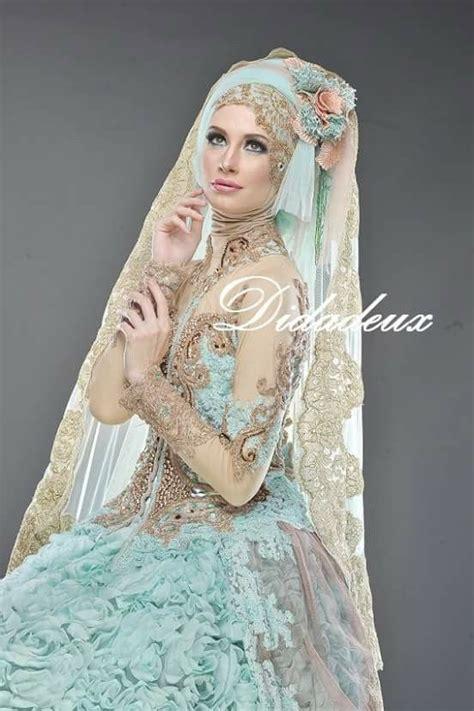 indonesian brides indonesian wedding hijab by didadeux hijab bride muslim